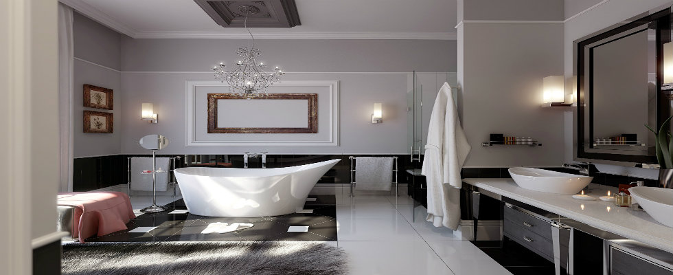 After All, What Makes A Luxury Bathroom?
