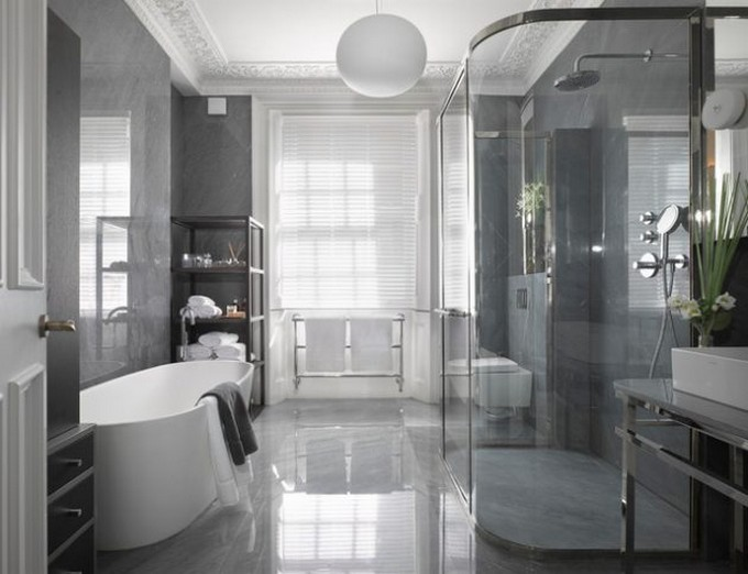 Splendid Ideas To Decorate Your Dream Bathroom