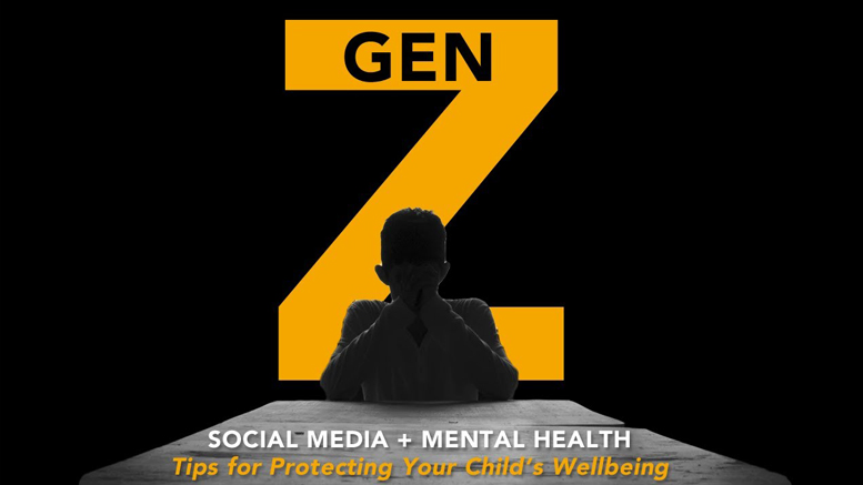 The Effects of Social Media on Generation Z Mental Health + Tips to Protect Your Child - Maison Vie New Orleans Therapy and Counseling for kids