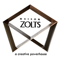 Maison ZOLTS Creative Storytelling Services and Graphic Design for Businesses