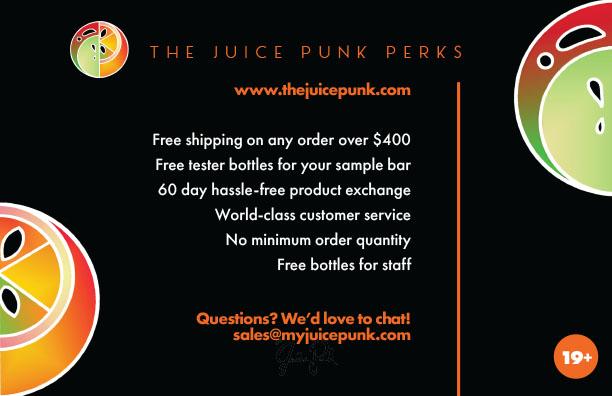 The Juice Punk 2019 Master Catalogue designed by Maison ZOLTS