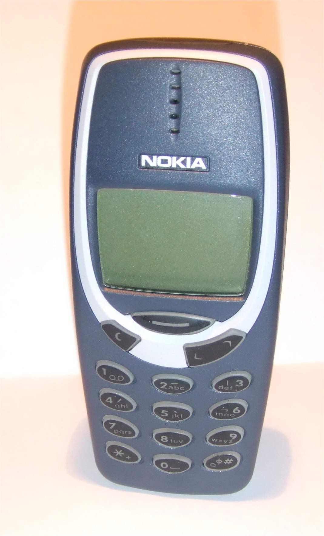 3310, le meilleur ami de l'homme