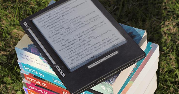 Les liseuses vont-elles remplacer les livres