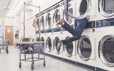 La machine à laver est plus révolutionnaire qu'Internet