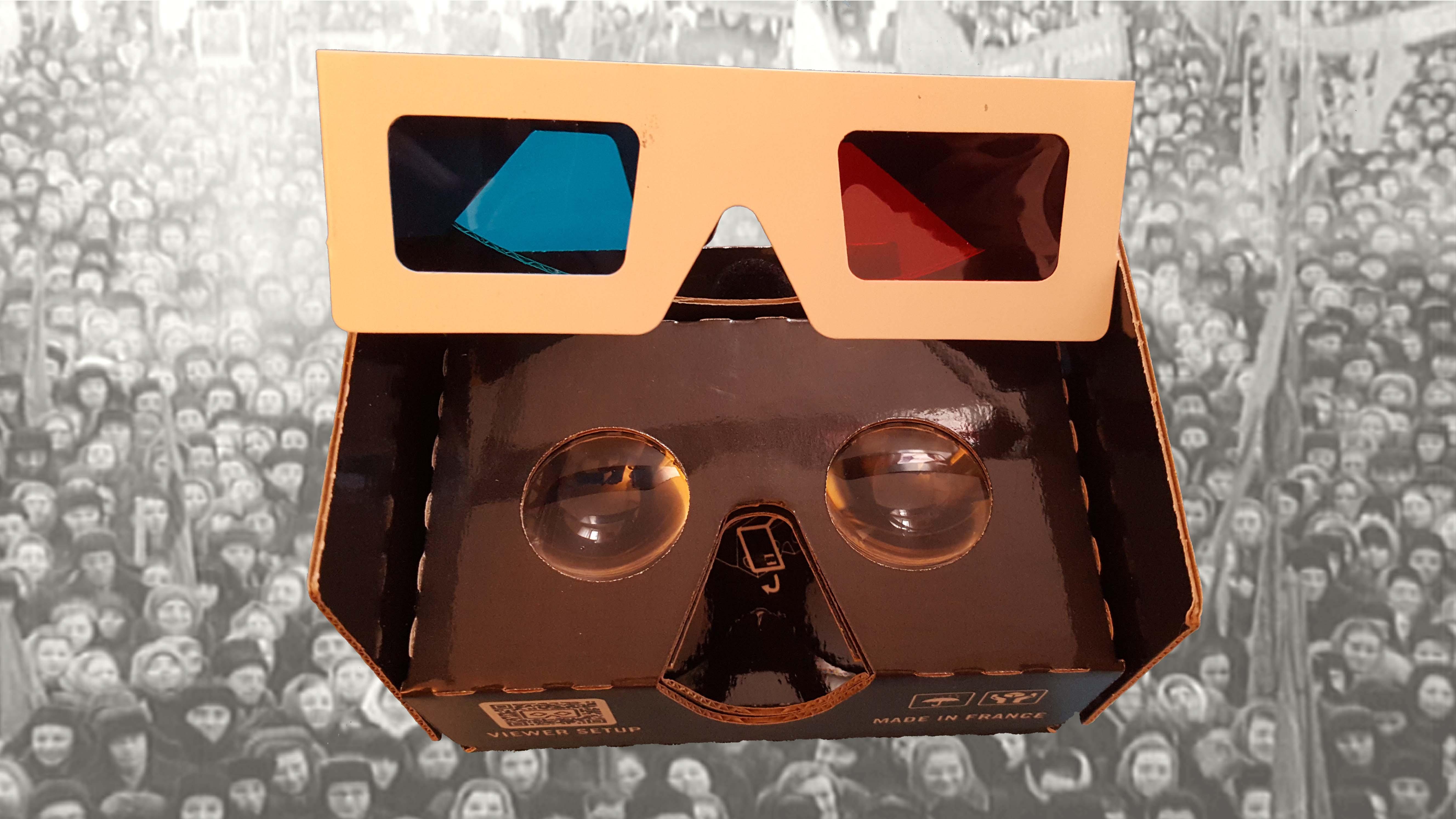 Les Cardboard, la réalité virtuelle en carton, est-elle en carton ?