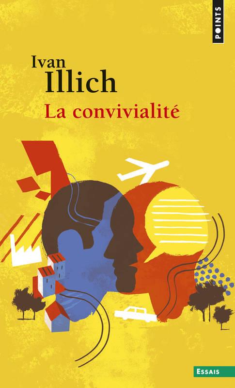 La convivialité Ivan Illich image