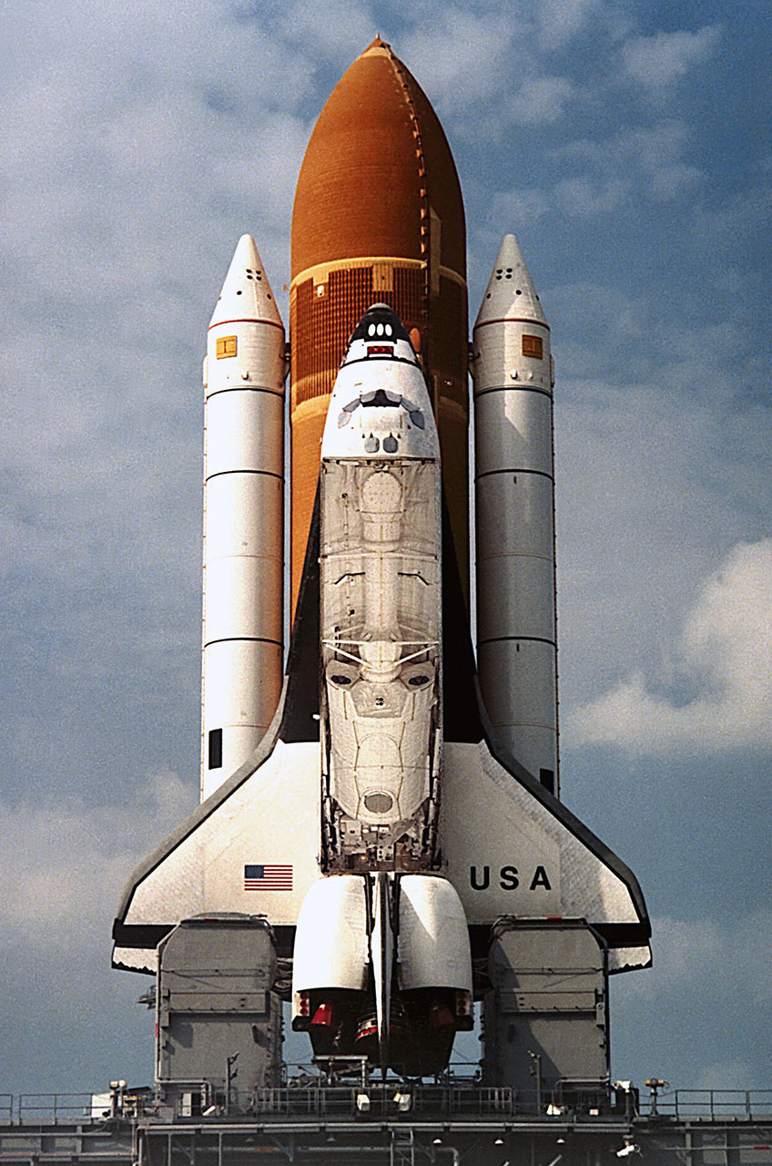 space shuttle columbia on home improvement - photo #49