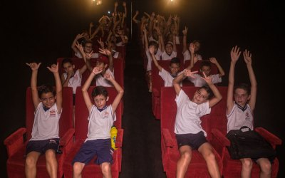 Projeto 'Cinemóvel Carrefour' traz cinema gratuito para Pinhais
