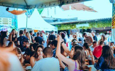 Evento gratuito reúne música ao vivo com o grupo Djambi, gastronomia e chopes artesanais neste domingo (19)