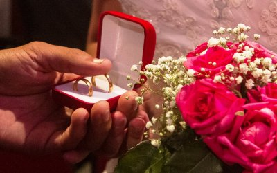 Seguem as inscrições para o Casamento Coletivo Virtual 2021 em Pinhais