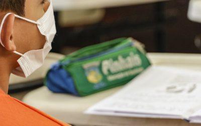 Secretaria de Educação suspende aulas presenciais em Pinhais