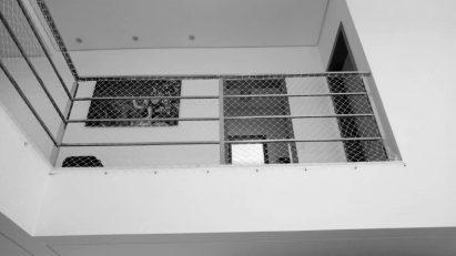 tela de proteção para mezanino sem estrutura