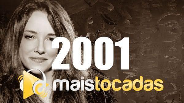 Músicas mais tocadas em 2001