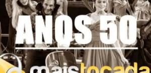 Músicas mais tocadas nos anos 50