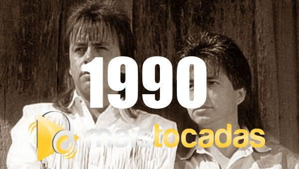 Músicas mais tocadas em 1990