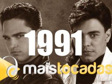 1991 musicas mais tocadas