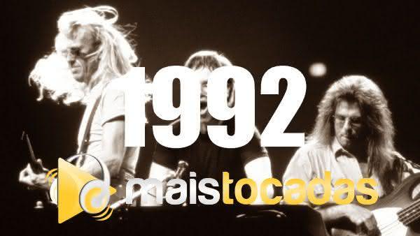Músicas mais tocadas em 1992
