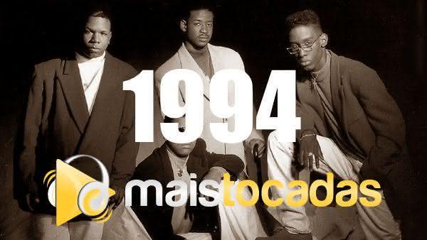 Músicas mais tocadas em 1994