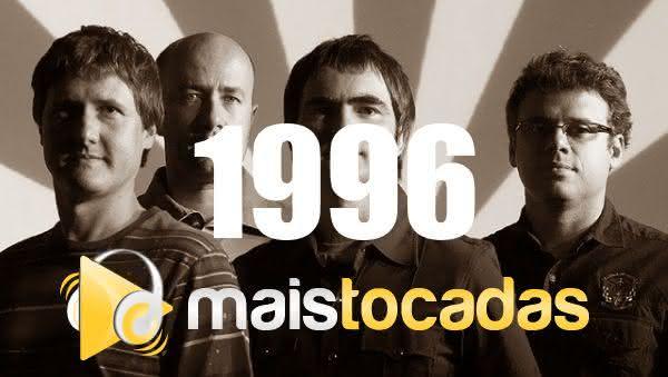 Músicas mais tocadas em 1996