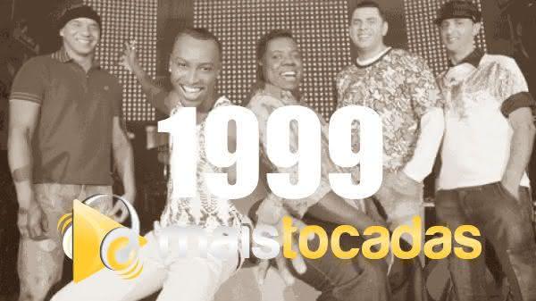 Músicas mais tocadas em 1999