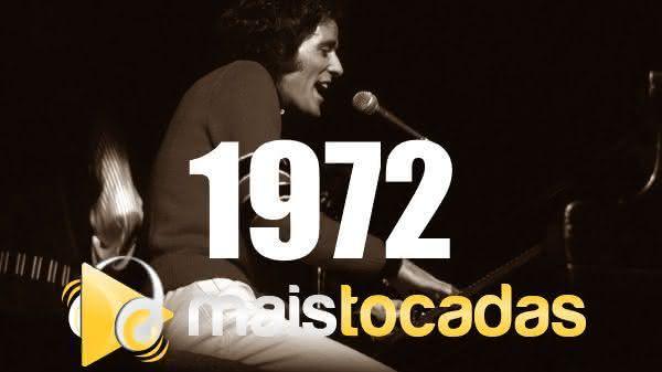 Músicas mais tocadas em 1972