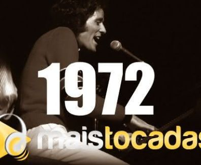 musicas mais tocadas 1972
