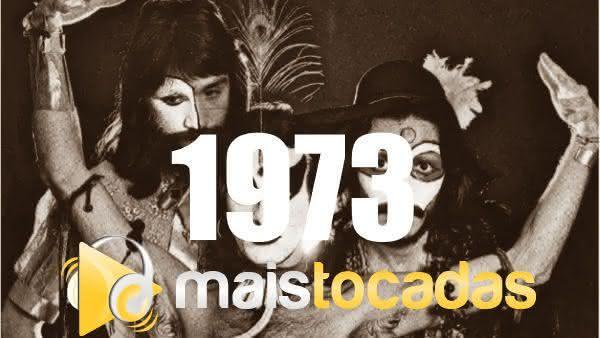 Músicas mais tocadas em 1973