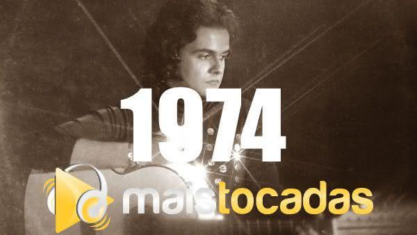 Músicas mais tocadas em 1974