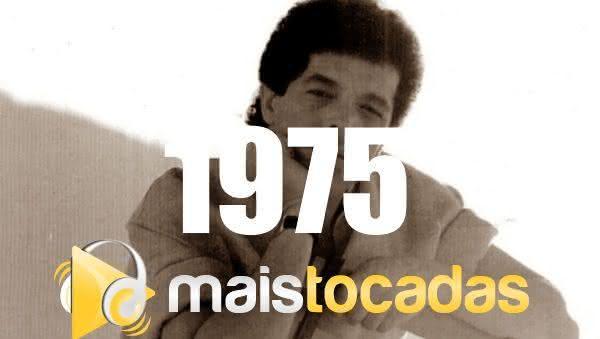 Músicas mais tocadas em 1975