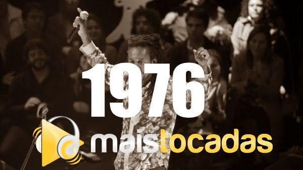 Músicas mais tocadas em 1976