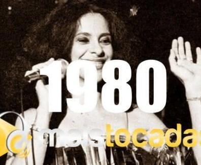 musicas mais tocadas 1980