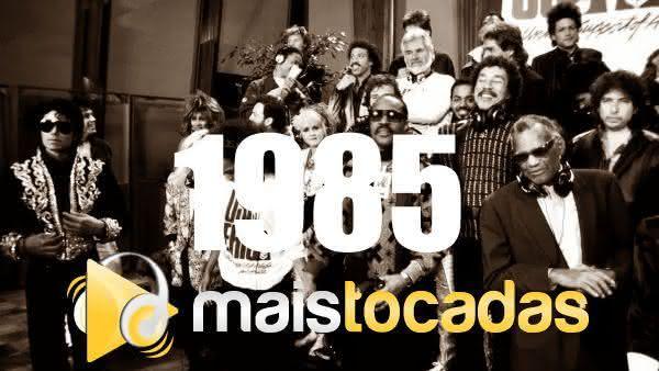 Músicas mais tocadas em 1985