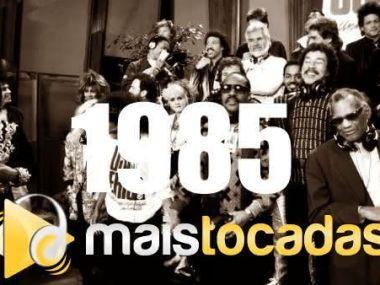 musicas mais tocadas 1985