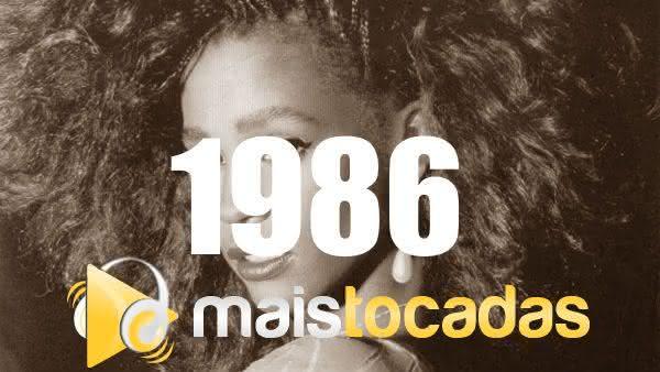 Músicas mais tocadas em 1986