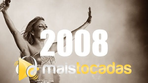 Músicas mais tocadas em 2008