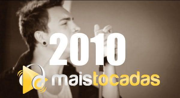 Músicas mais tocadas em 2010