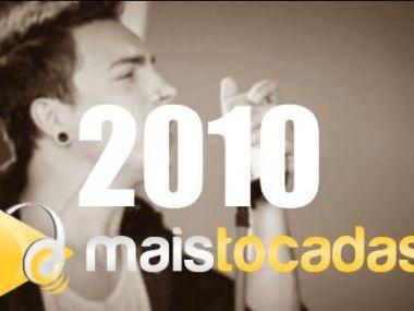 musicas mais tocadas 2010
