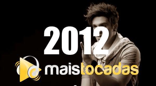Músicas mais tocadas em 2012