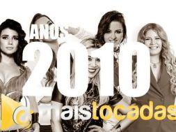 Músicas mais tocadas nos anos 2010