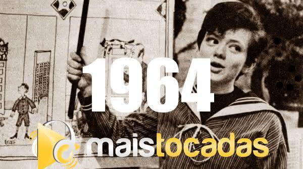 Músicas mais tocadas em 1964