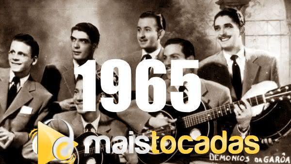 Músicas mais tocadas em 1965
