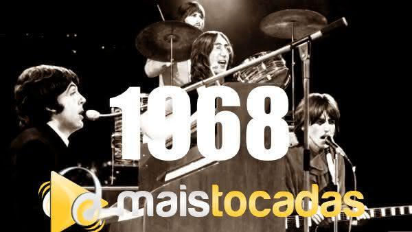 Músicas mais tocadas em 1968
