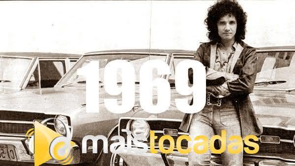 Músicas mais tocadas em 1969