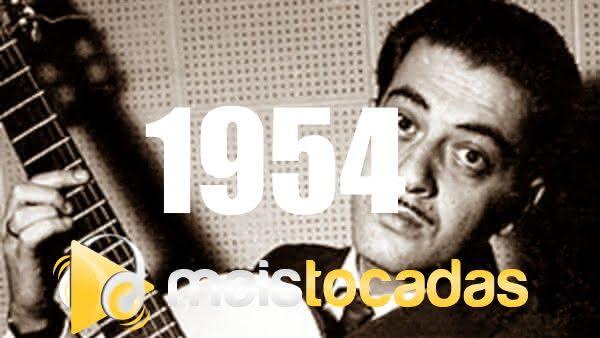 Músicas mais tocadas em 1954