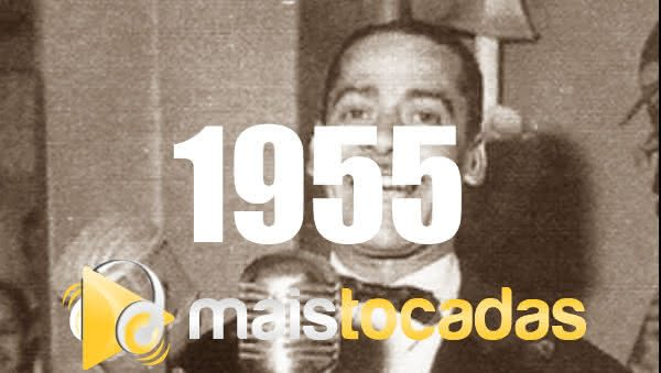 Músicas mais tocadas em 1955