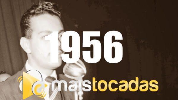 Músicas mais tocadas em 1956