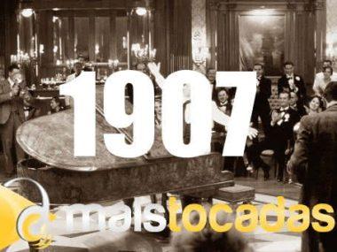 1907 mais tocadas
