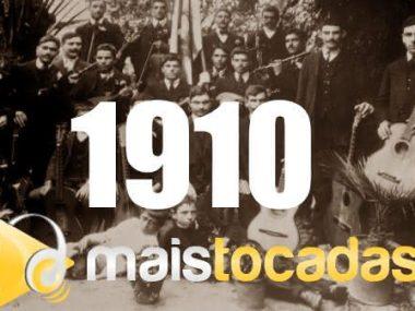 1910 mais tocadas