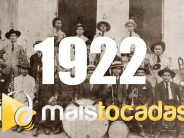 1922 mais tocadas