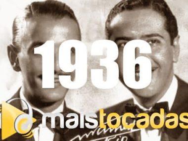 1936 mais tocadas